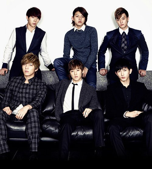 U-KISS To Release New Album In March