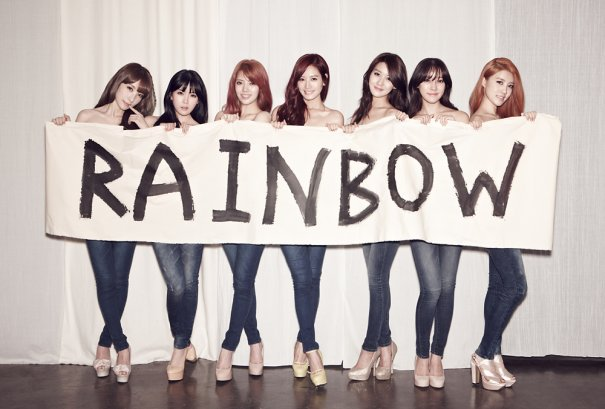 Rainbow Set to Make Their Korean Comeback in Mid-February