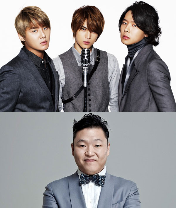 JYJ & PSY To Perform At South Korea's Presidential Inauguration