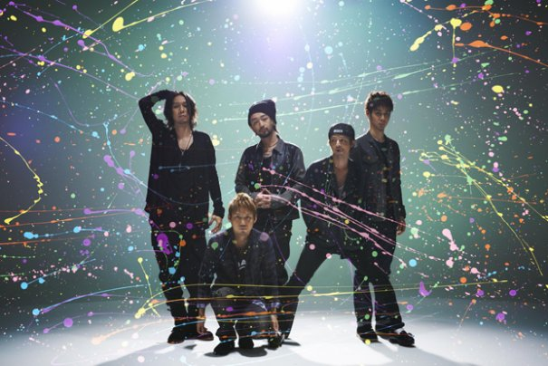 [Jpop] ORANGE RANGE Announces First New Single In 4 Years