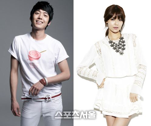 Girls' Generations' Sooyoung & Jung Kyung Ho Reportedly Dating