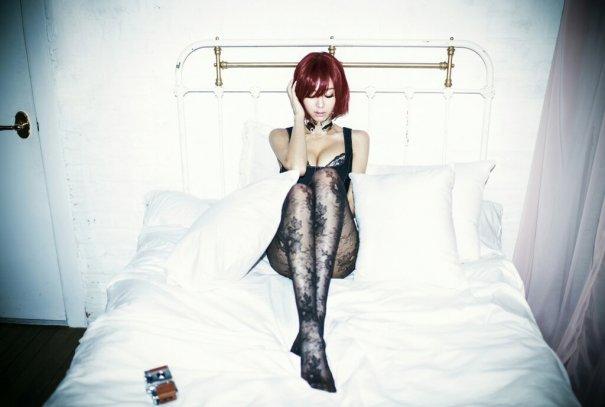 G.NA Releases Teaser Photo For 4th Mini Album