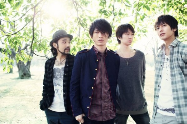 "NICO Touches the Walls To Sing New ""Naruto Shippuden"" Opening Theme Song"