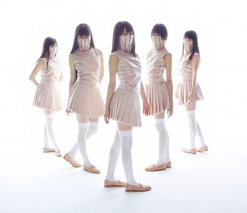 Momoiro Clover Z Display Bold Fashion For Upcoming Album