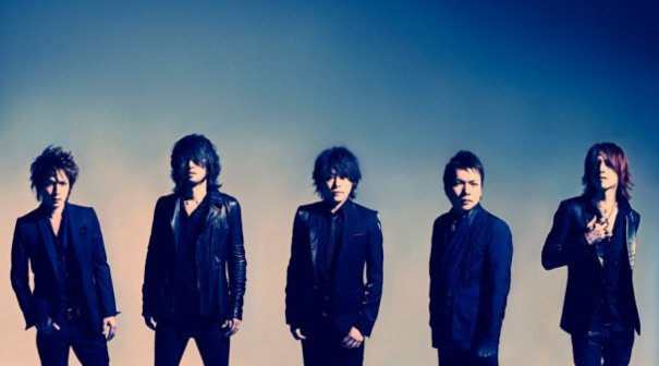 LUNA SEA to Release Live DVD in May