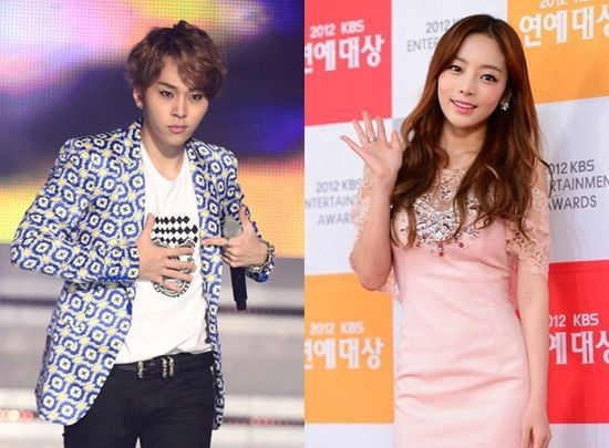 hara dating junhyung 2012