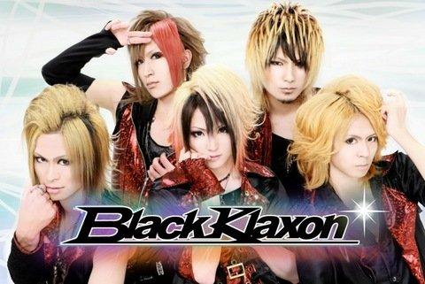 [Jpop] Black Klaxon to Release New Single