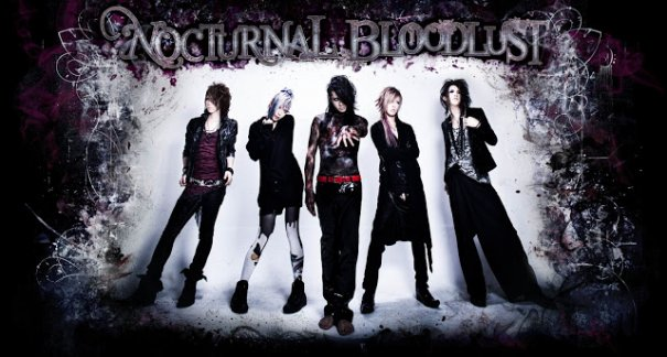 [Jrock] NOCTURNAL BLOODLUST Announces First Full Album