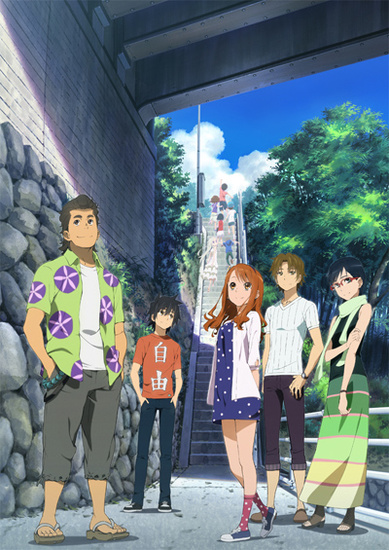 """Anohana"" Film Hitting The Theatre in August"