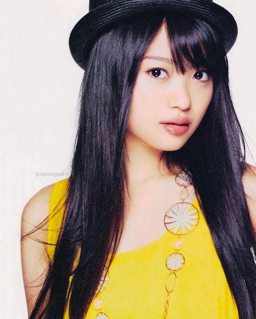 AKB48 and SKE48 Member Rie Kitahara Cast in