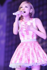Kana Nishino Performs Concert in Taiwan