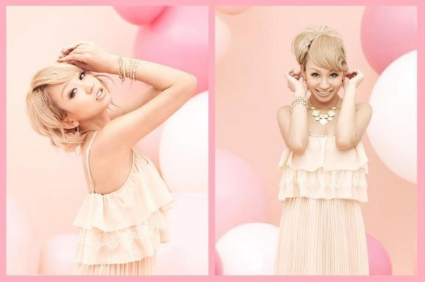 Koda Kumi Models For Cecil McBee Spring Collection