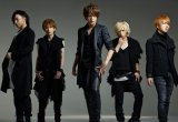 "alice nine Announces New Single ""Shooting Star"""