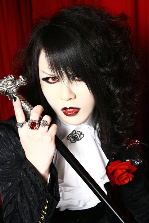 "Vampire Rose New Mini Album ""Vampire Sanctuary"""