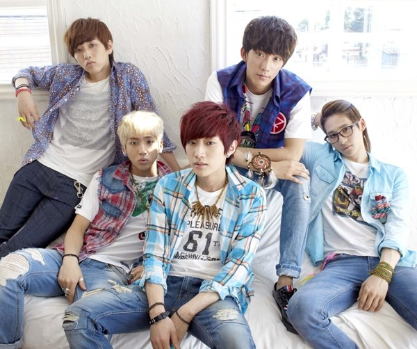 B1A4 To Release New Album In The Beginning Of May