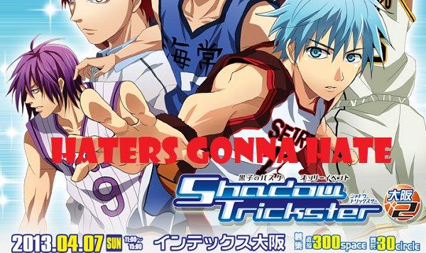 """Kuroko no Basket"" Event Cancelled Due to Threats"