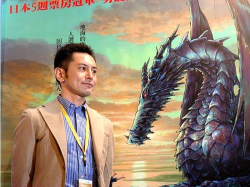 Director Goro Miyazaki Working On New Project