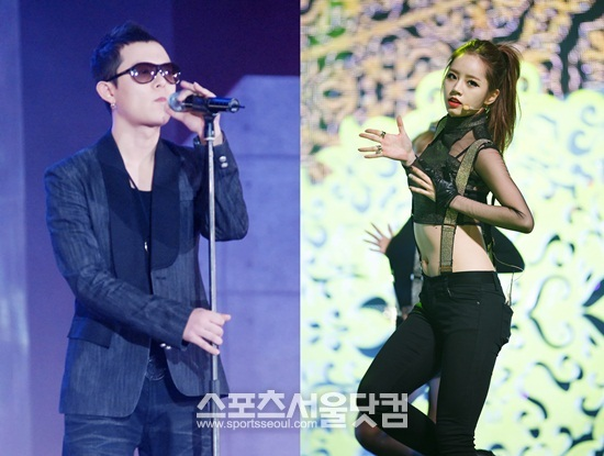 Girl's Day's Hyeri & H.O.T's Tony An Become Korea's Latest Idol Couple