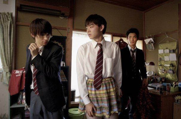 """Danshi Koukousei no Nichijou"" Become Live Action Film!"