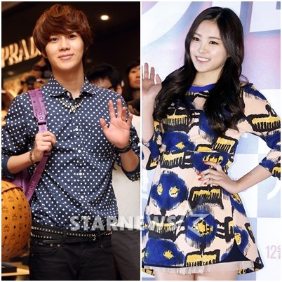 [Kpop] SHINee's Taemin and A Pink's Na Eun Will Be On