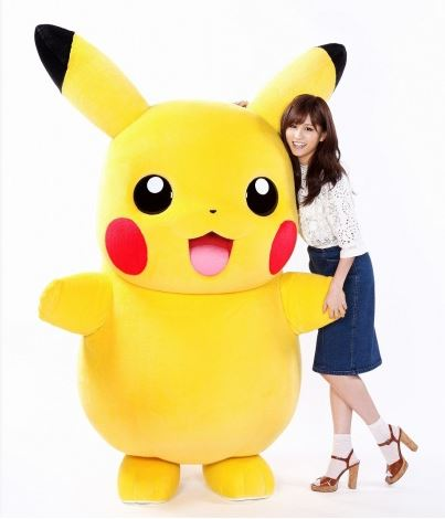 Atsuko Maeda To Provide Voice For Narration in New Pokemon Film