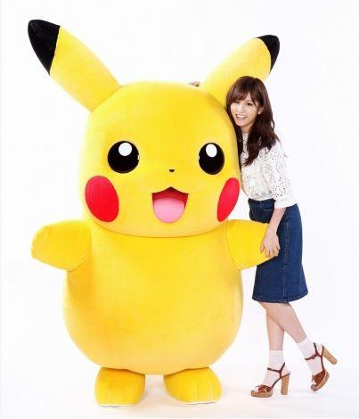 Atsuko Maeda To Provide Voice For Narration in New Pokemon Film