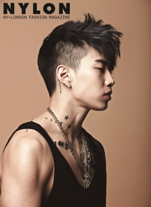 Jay Park is Manly in Latest Nylon Photo Shoot