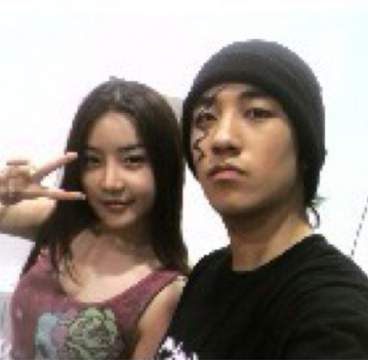 Park Bom, Sandara and Seungri Reveal Trainee Photos