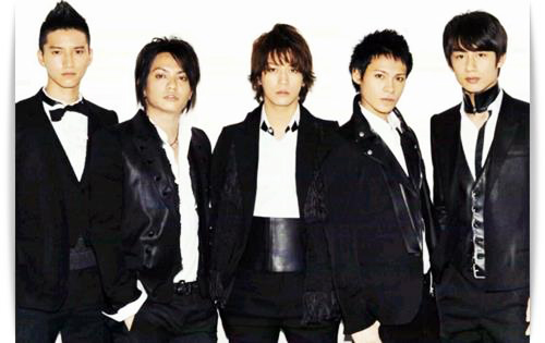 KAT-TUN Unveils Preview Of New Single