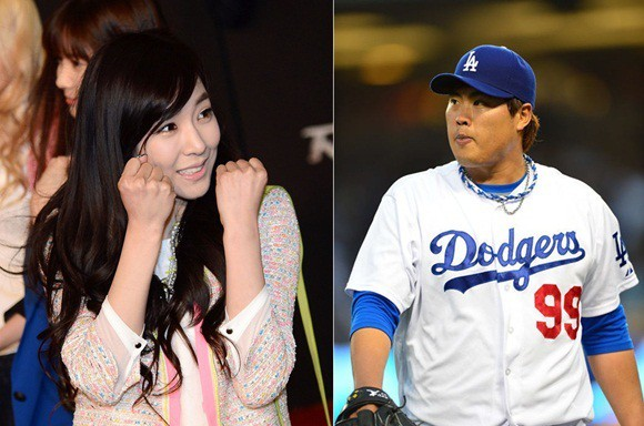 Girls' Generation Tiffany Will Throw the Opening Pitch at Dodgers Game