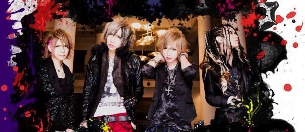 Visual Kei Band ANSIA 1st Maxi Single