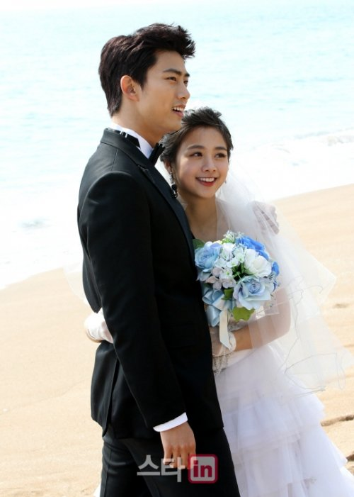 "2PM's Taecyeon Would Really Date His Fake Wife on ""We Got Married Global Edition"""
