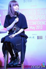 Kyary Pamyu Pamyu Dresses Down At Singapore Press Conference