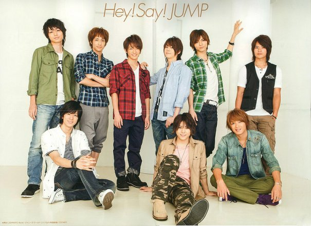 Hey Say Jump Reveals Details