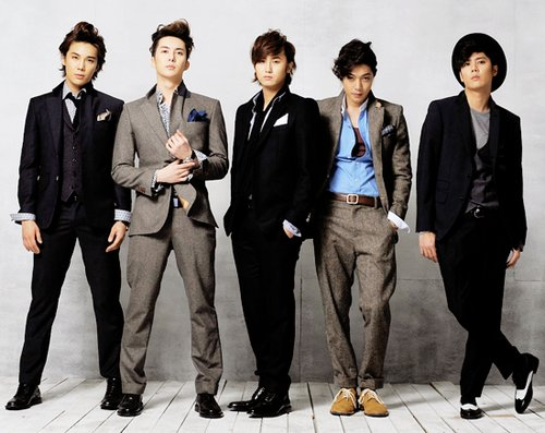 SS501 Wants A Reunion & Comeback