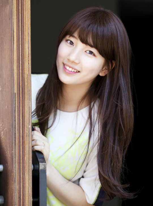 Suzy's 15-year-old Photos Spotted Online