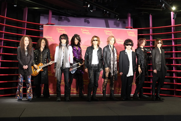 X-Japan Announces Second World Tour