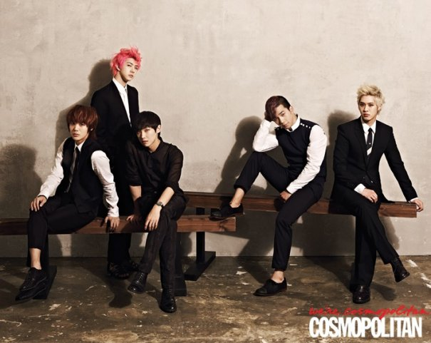 "MBLAQ To Make Comeback During June With ""Smoky Girl"""