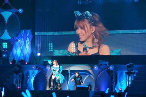 Reina Tanaka Holds Last Performance With Morning Musume