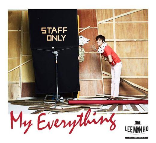 [Kpop] Lee Min Ho Unveils Track List & Teaser For Single