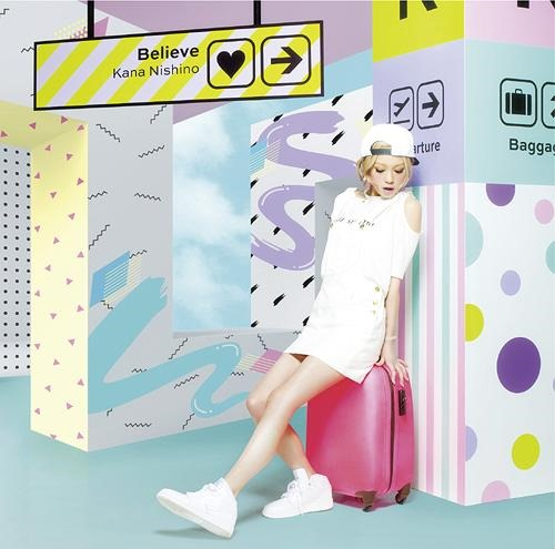 "Kana Nishino Releases ""Believe"" MV"