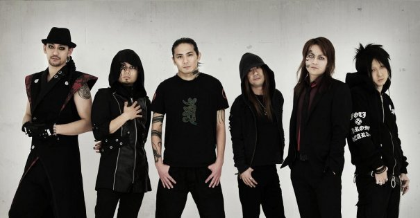 [Exclusive] JpopAsia's Interview with Rock Band HeavensDust