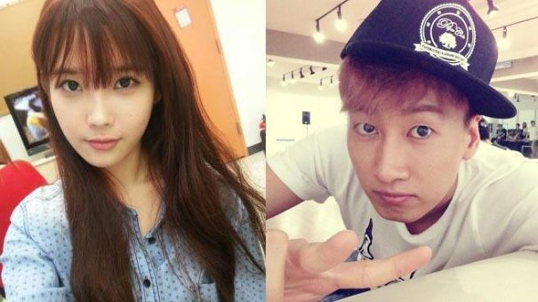 Iu and eunhyuk dating proof 4