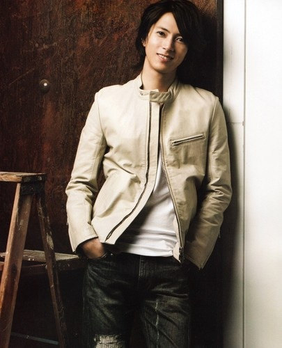 Tomohisa Yamashita Stars In A New Getsu-9 Drama