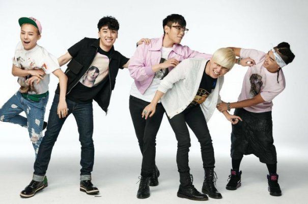 Big Bang To Perform In All Six Domes In Japan