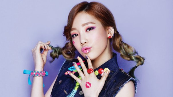 Girls' Generation's Taeyeon Hints At Impending Comeback