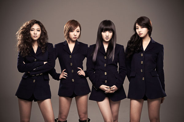 Miss A Teases Fans For A Possible Comeback