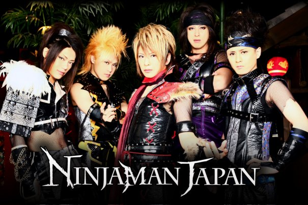 New Drummer for Ninjaman Japan
