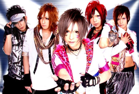 [Jpop] the Raid. To Release New Maxi Single