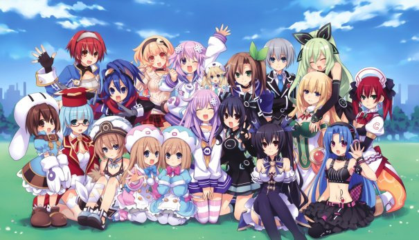 Man With Knife Disrupted Neptunia Event